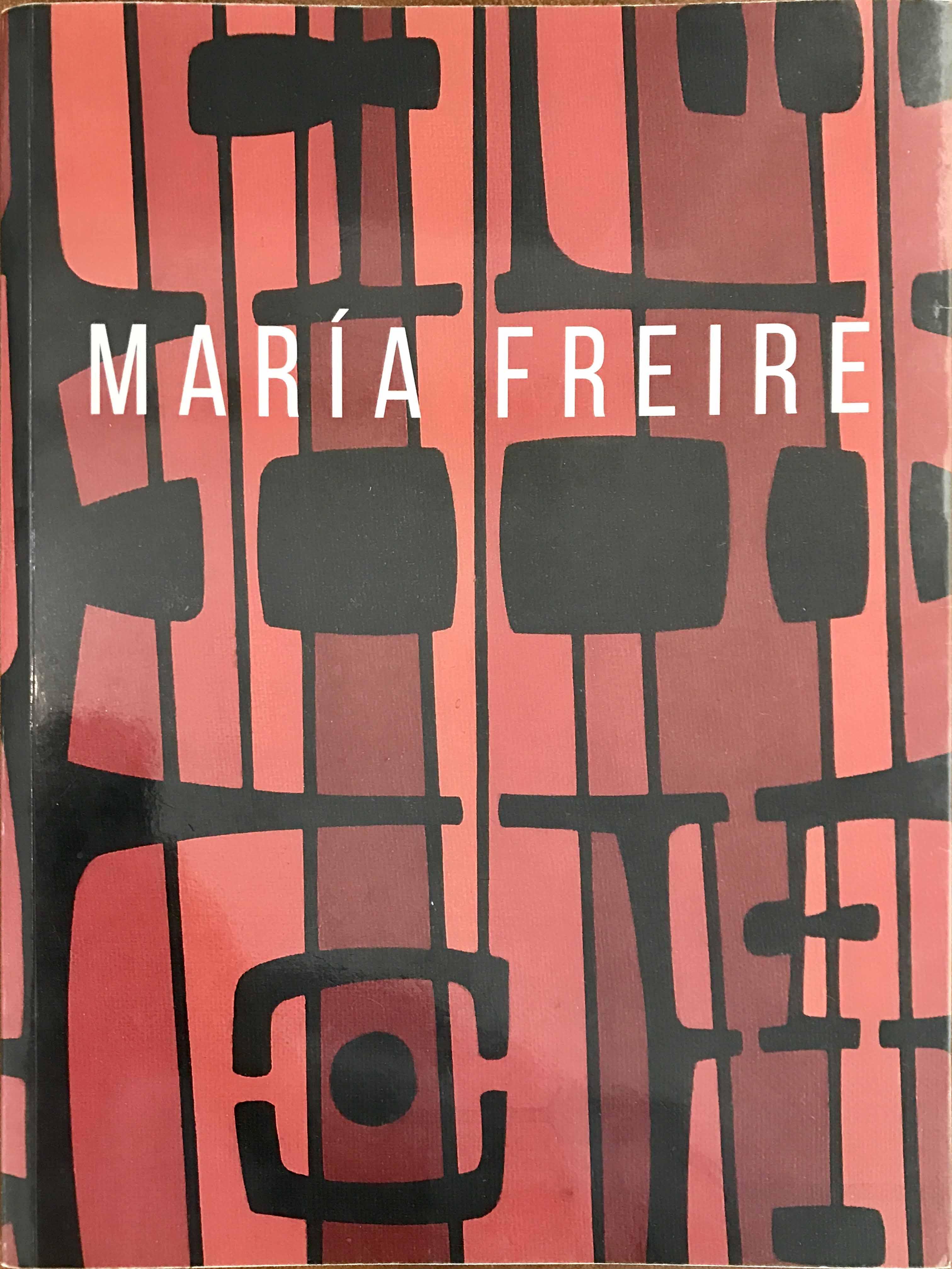 Libro María Freire